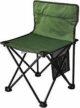 SJYDQ Chaise Pliante légère chaises de Camping