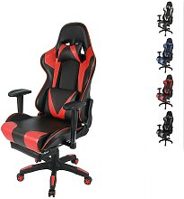 Skecten® Chaise Fauteuil De Bureau Gaming Gamer