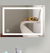 Skecten Miroir Salle Bain avec Eclairage Intégré