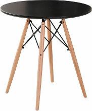 Skecten - Table à manger ronde style scandinave
