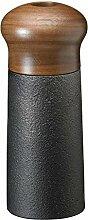 SKEPPSHULT Salière Noir 12 cm