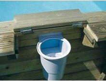 Skimmer pour piscine bois - ubbink