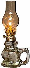 SKXZK Lampe à Huile Nostalgie,Lampe au kérosène