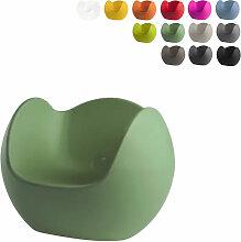 Slide - Chaise Fauteuil à Bascule Design Moderne