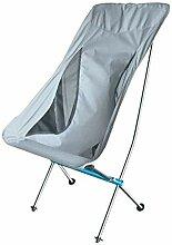 SLOUD Chaise de Jardin, Chaise de Camping, Tissu