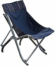 SLOUD Chaise Pliante de Tabouret, Tissu