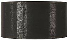 SLV Fenda Abat-Jour Rond Noir/cuivré 70 x 36 cm