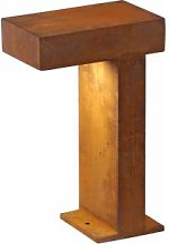 SLV Lampadaire extérieur RUSTY PATHLIGHT lampe