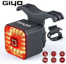 Smart feu Arrière Vélo Feu arrière Vélo USB