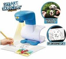 Smart sketcher - projecteur avec pack 50