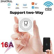 SMATRUL – interrupteur WiFi 16a Mimi, Module