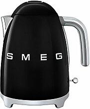 SMEG KLF03 - Bouilloire 1,7l noir/laqué/PxHxP