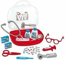 Smoby vanity docteur coffret medical + accessoires