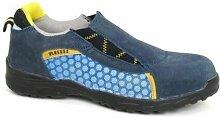Sneaker De Sécurité Magnesium Bleu 45 Sp5014Az
