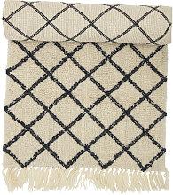 Snerve - Tapis style berbère en laine - Couleur -