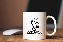 Snoopy tasse à café tasse à thé tasse de