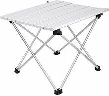 Soapow Table de bureau pliable en alliage