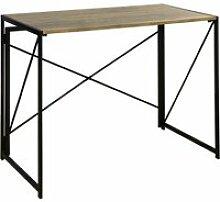Sobuy fwt78-f bureau d'ordinateur table