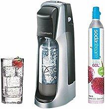 Sodastream JET Titan Grise - Machine à eau