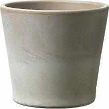 Soendgen Cache-Pot en céramique Dover, Argile,