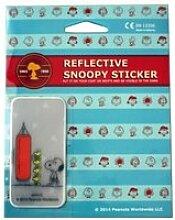 Softreflector - sticker réfléchissant snoopy