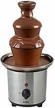 Sogo Fontaine à chocolat inox 60 W