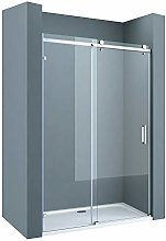 Sogood Paroi de douche transparent pour niche