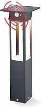 Solaire LED Capteur Borne Lumineuse Tarano -