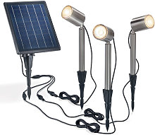 Solarspot PowerTrio projecteur solaire 5 watts LED