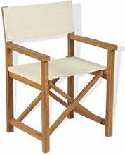 SOLDES-4521Chaise de jardin Chaise pliable de