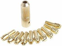 Solidifier 10pcs 0.5-3.2mm Micro Twist Twist Main