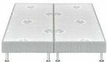 Sommier 2x80x200 cm - Sommier tapissier - Bultex
