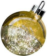 Sompex Boule lumineuse, 30 cm - Coloris Or