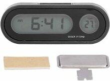 Sonew mini horloge numérique Thermomètre de