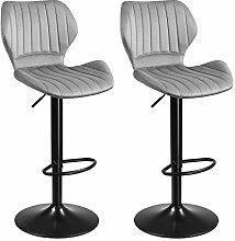 SONGMICS Lot de 2 chaises de Cuisine, Chaise de
