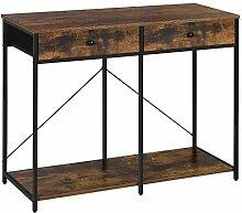 SONGMICS Table Console, Table d'Entrée, avec