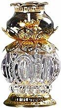 Sooiy Europe Antique Lampe à Huile Kérosène