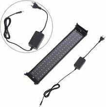 SOULONG Lampe Aquarium LED Extensible Lampe Rampe