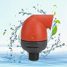 Soupape d'air d'irrigation soupape