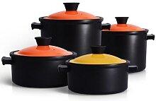 Soupe en céramique pour plaques à Induction, Pot