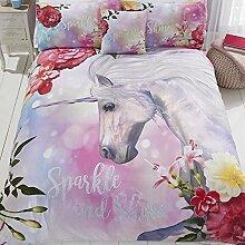 Sparkle And Shine Parure de lit avec Housse de