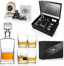 Speyside Whiskey Set Coffret Verres Whisky avec