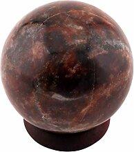 Sphère de pierre précieuse naturelle par