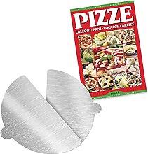 SPICE SPP033-PIZ2 Palette + livre de recettes