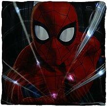 Spiderman LED Référence KD Coussins Textiles de
