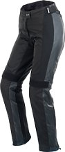 Spidi Teker, lether-textile pantalons femmes -