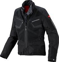 Spidi Ventamax, veste textile - Noir - XL