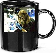 Splice Tasse à café signée Sarah Polley as Elsa