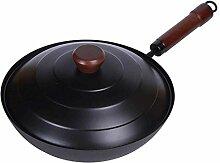 SPNEC Ingéniosité au milieu du wok poêle à