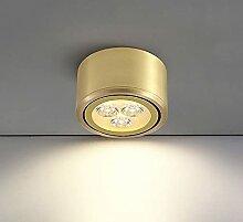 Spot de Plafond LED Spotlight Support monté
